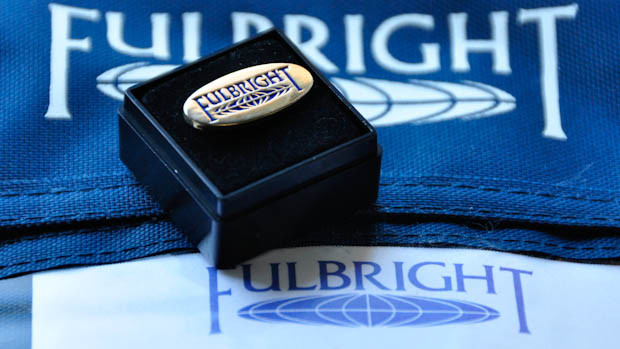 Fulbright Pin Logo