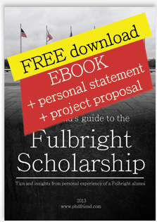 Sample Personal Statement for Fulbright Scholarship   BrightLink     Pinterest Click on this link to view the Sample personal statement